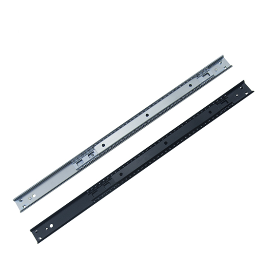 different style of slide rails